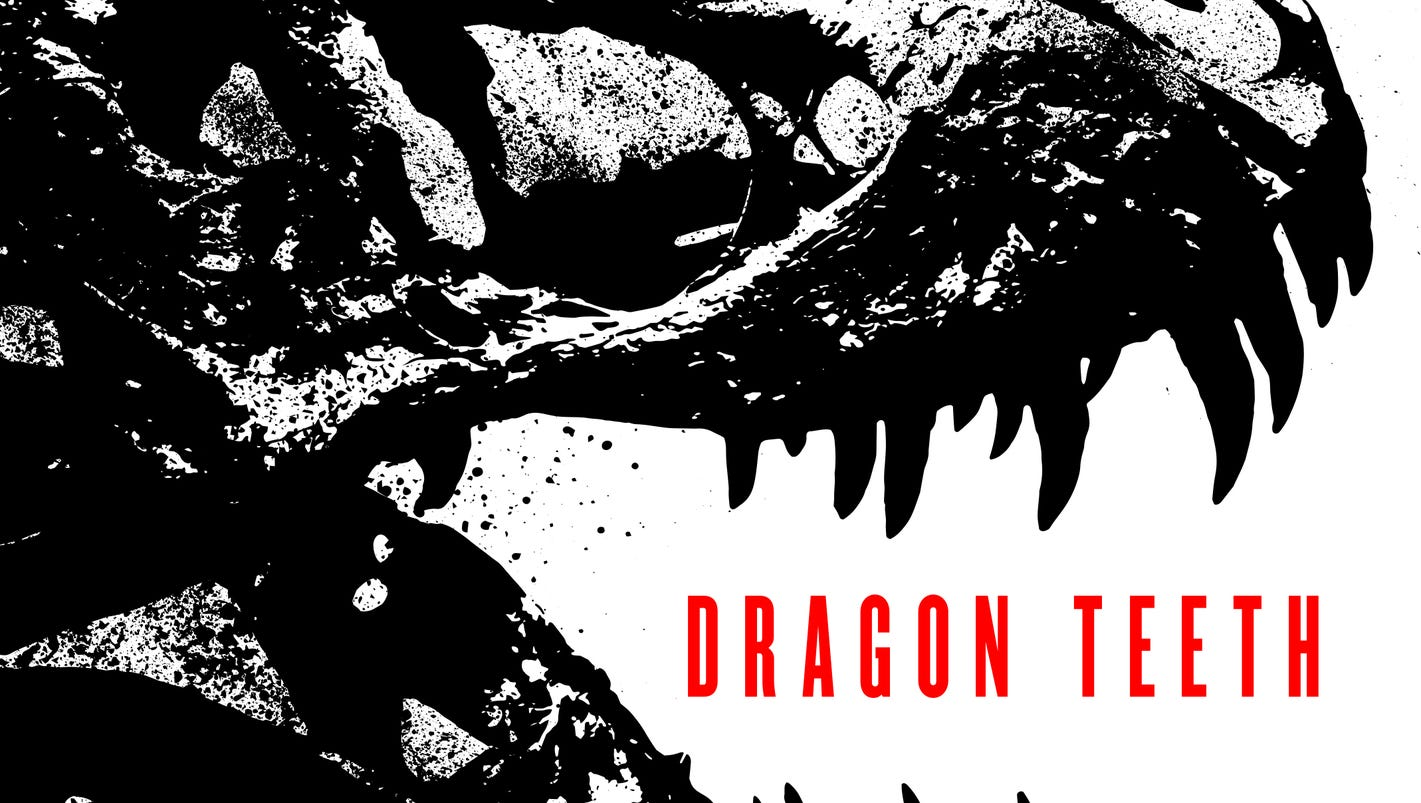 Read An Excerpt From Michael Crichton S Dragon Teeth