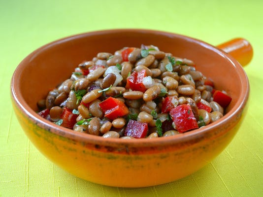 Tepary Bean Salad