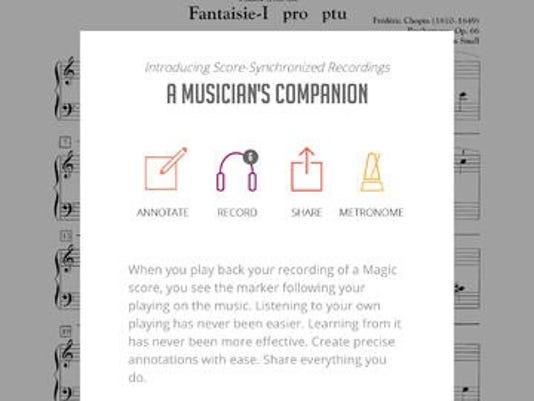 Tonara Interactive Sheet Music For Ipad Owners