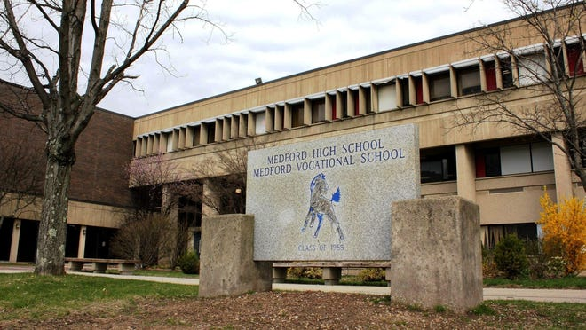 Medford school officials are using the pool testing model designed by Tufts University, officials confirmed Feb. 11.