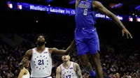 Embiid, Simmons lead 76ers past Mavericks