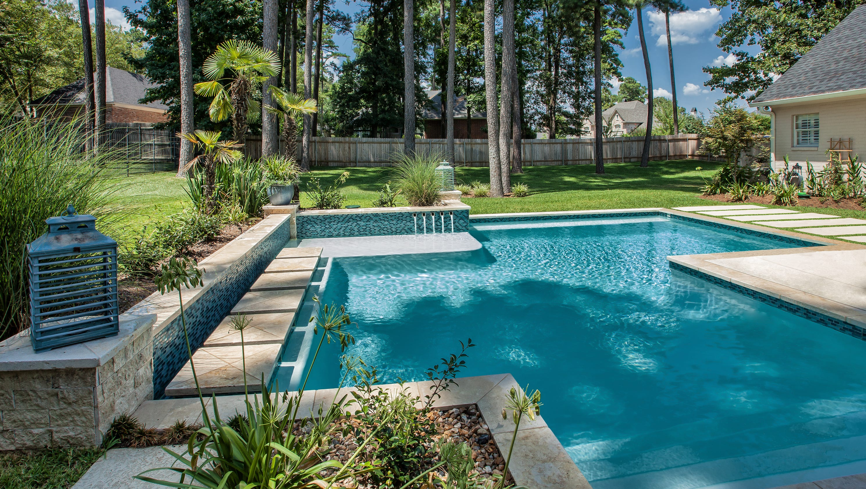 backyard oasis is a pool right for you