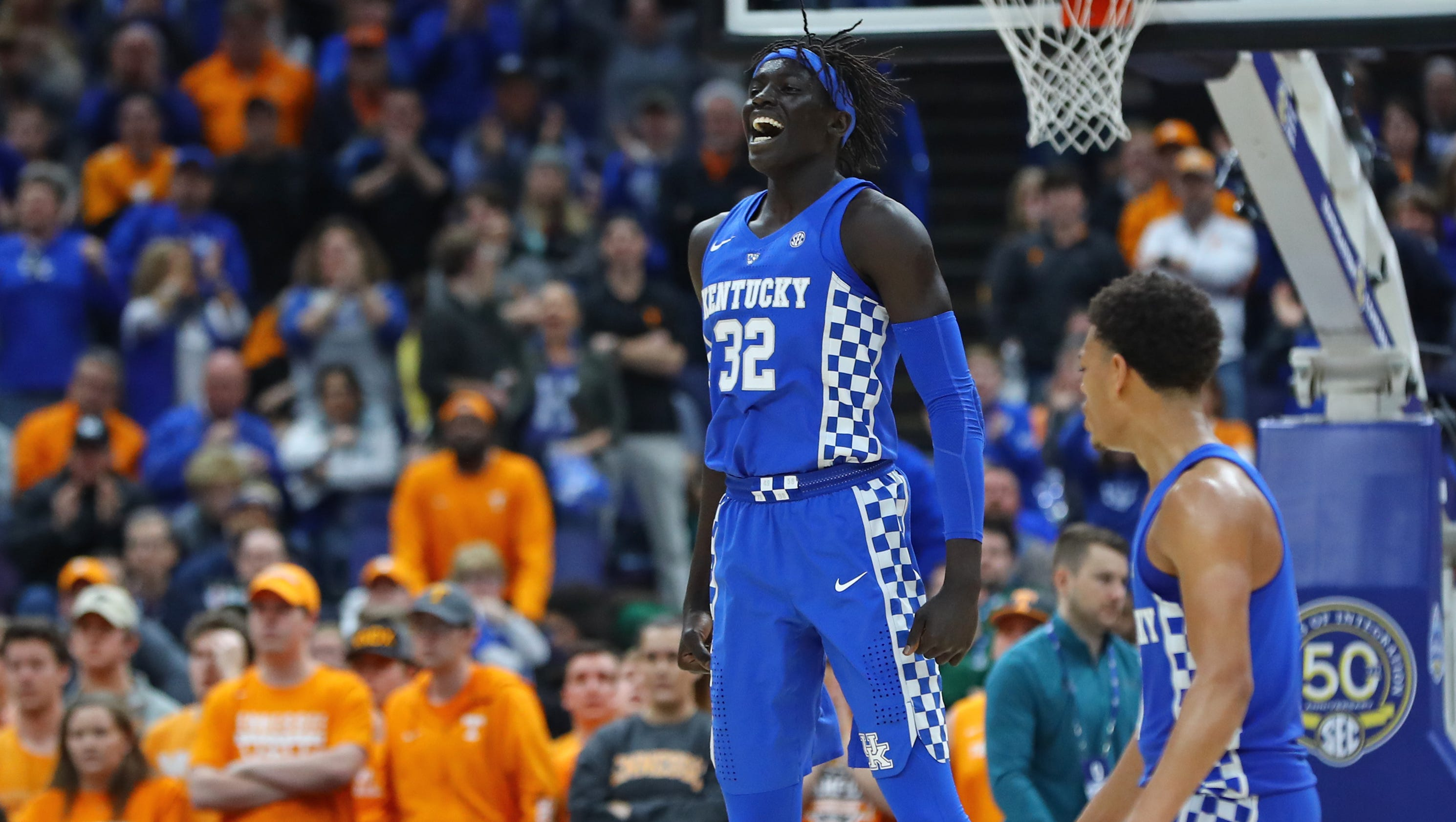Uk Basketball: UT Vols Basketball Stumbles Against Kentucky In SEC