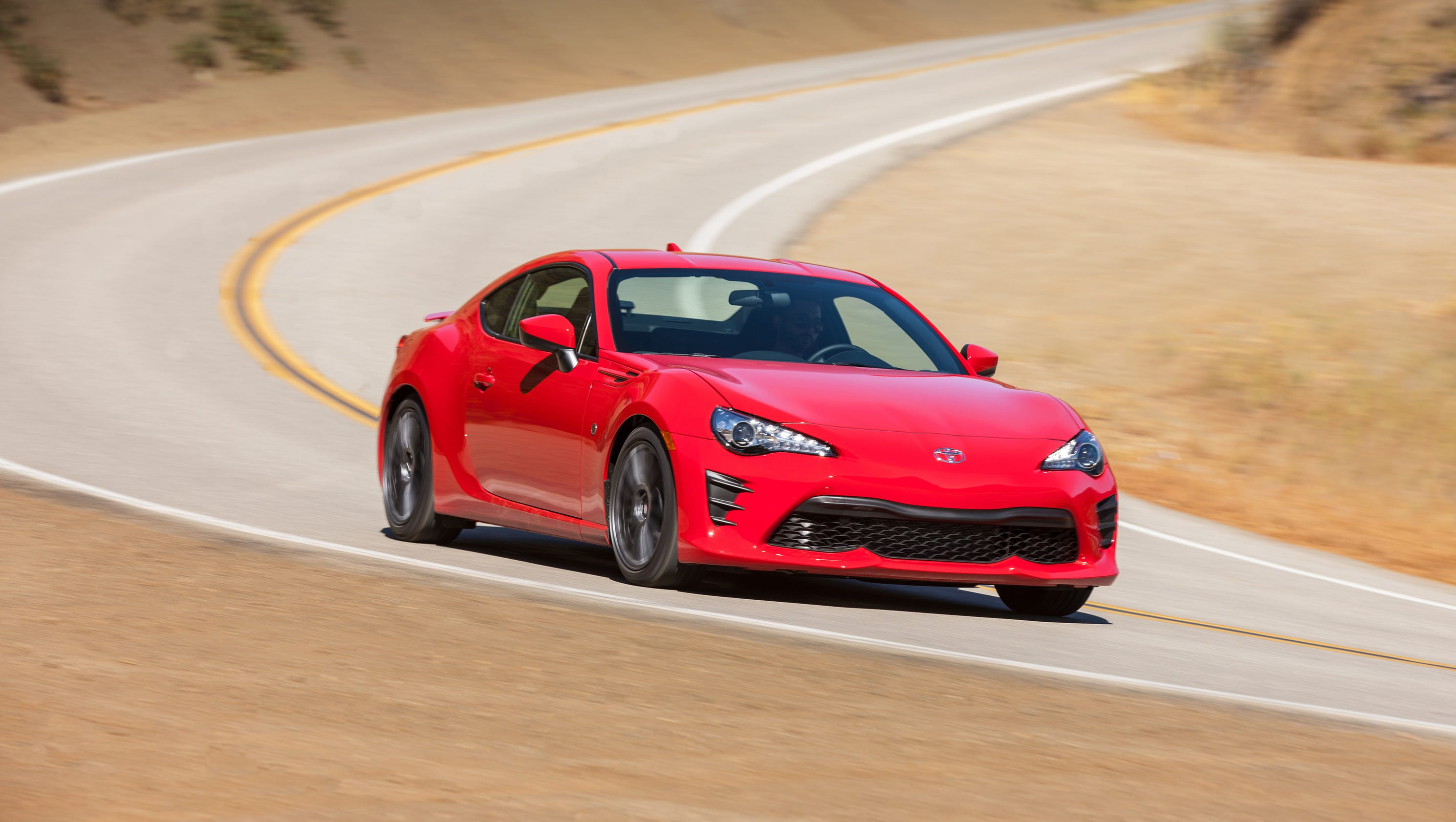 Review Toyota Is Scion FRS Sports Car Reborn - 2017 sports coupe