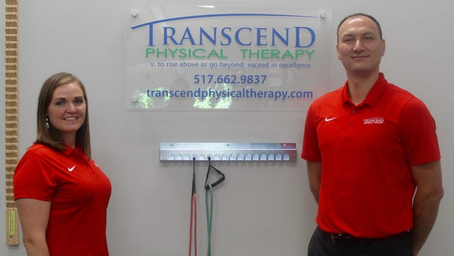 Emily and Jonny Quinton have expanded Transcend Physical Therapy to Adrian, opening a clinic at 1249 N. Main St. The two have operated a Blissfield clinic by the same name since 2013.