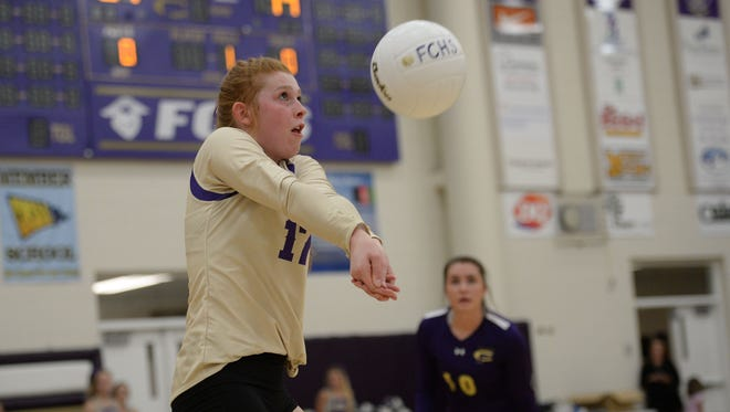 The No. 10 Fort Collins volleyball team faces a key nonconference match Wednesday night at Chatfield. The match can be seen live at Coloradoan.com.