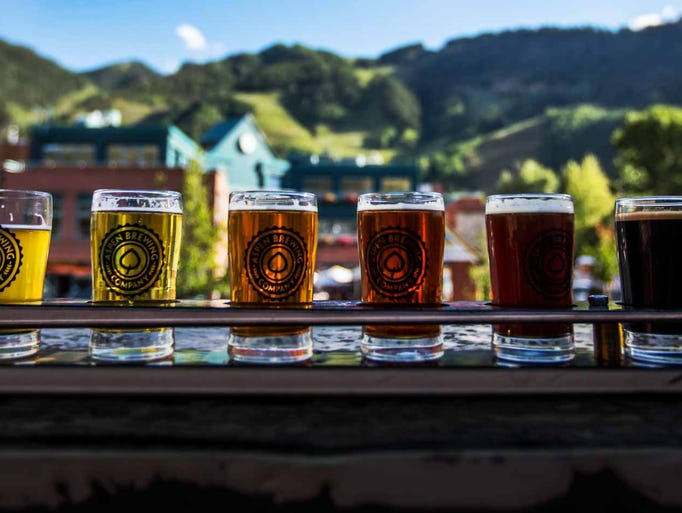 Just about every Colorado ski town has brewpubs, but