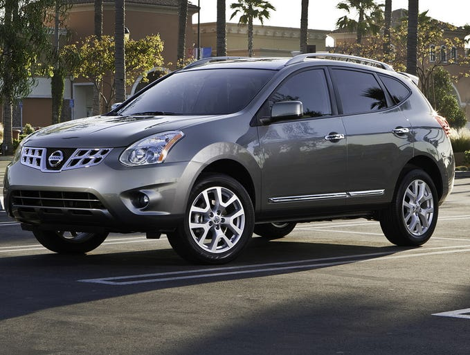 Starting our countown of the 20 top sellers last month....In 20th place, Nissan's Rogue falls from 18th place.