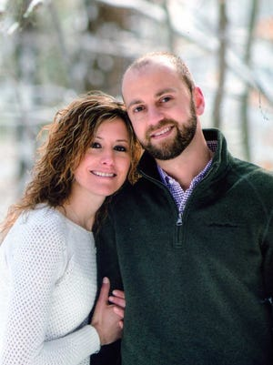 Allison Hohenberger and Chris Rogish