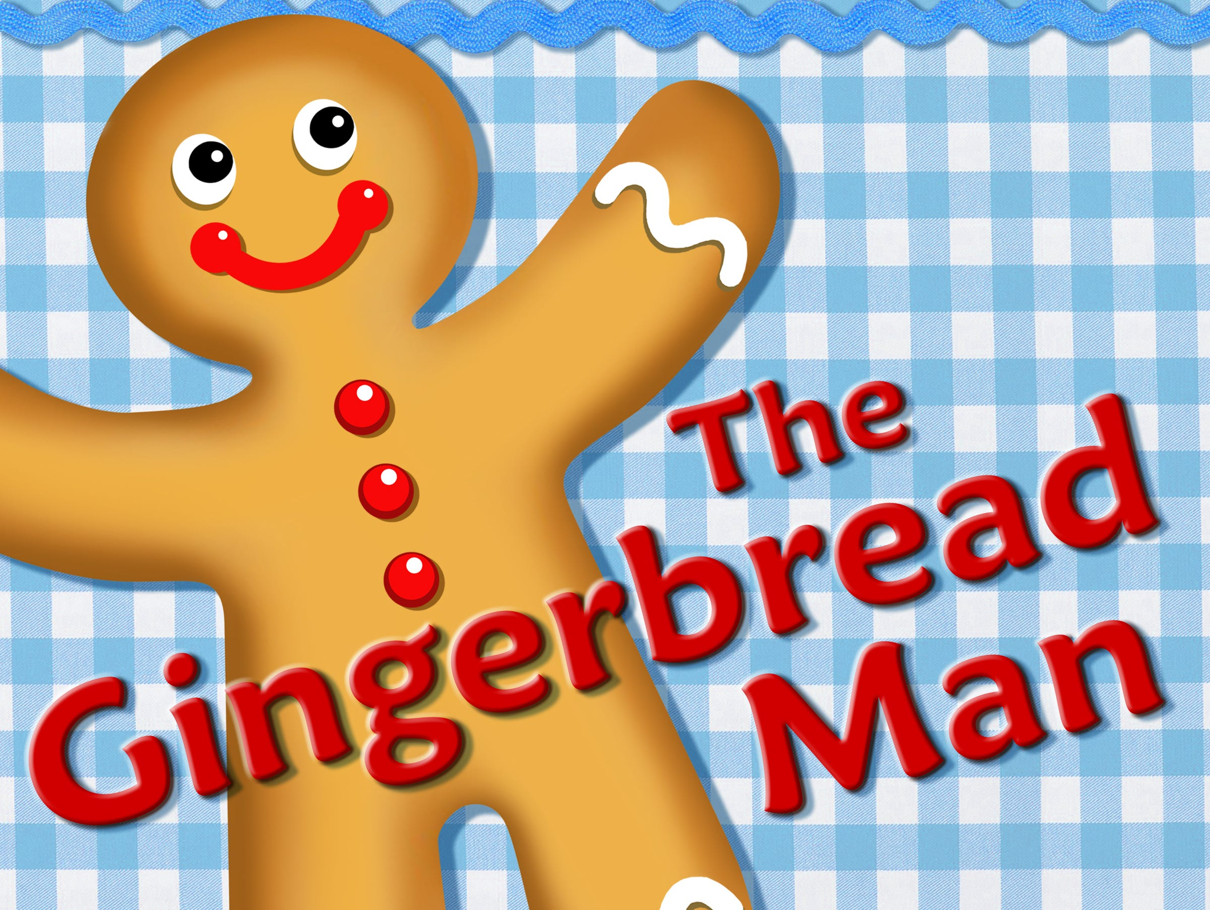 """Exclusive to Insiders, save $10 on adult tickets to see """"The Gingerbread Man"""" at RAPA."""