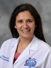 Dina Ibrahim, M.D.