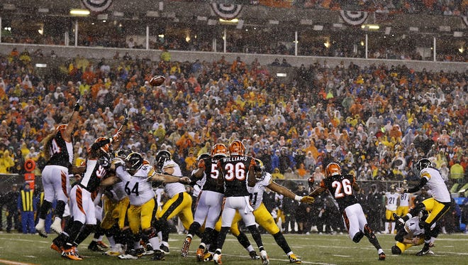 Neither the Cincinnati Bengals nor the Pittsburgh Steelers want to rehash the playoff game last January.