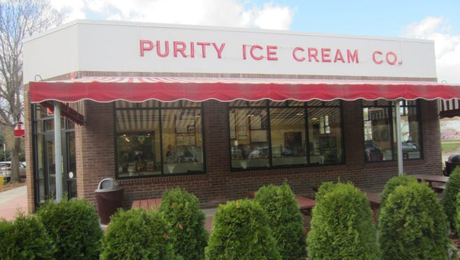 Breakfast is on the menu at Purity Pancakes, in the Purity Ice Cream Co. location on Cascadilla Street.
