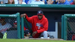 Dusty Baker won 95 and 97 games in his two seasons