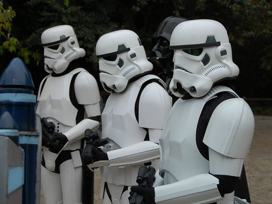 The House of Brews in Jensen Beach is celebrating Star Wars this weekend.