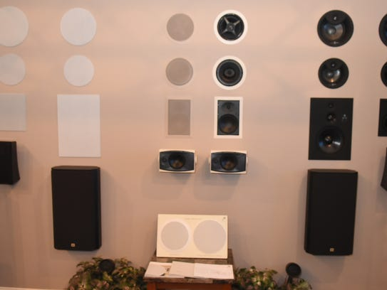 Speakers of a smart home are low profile but deliver