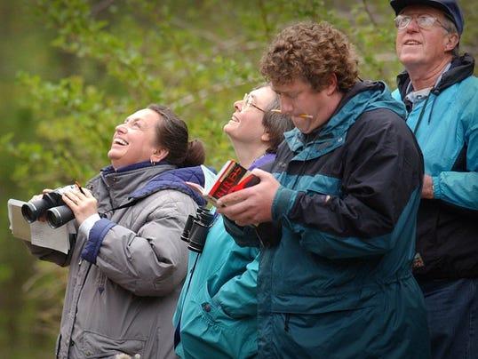 Wehr Nature Center bird watching