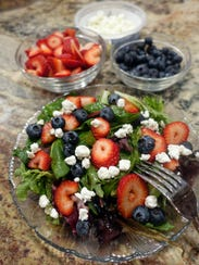 Berry Salad with Maple-Balsamic Vinaigrette can use