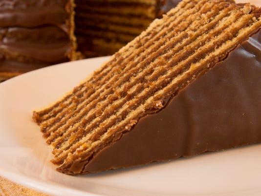 Smith Island Cake (UDFA)
