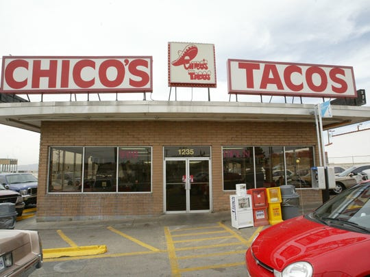 It might not be the number one ordered item, but the round hot dog at Chico's Tacos is still popular among some El Pasoans.