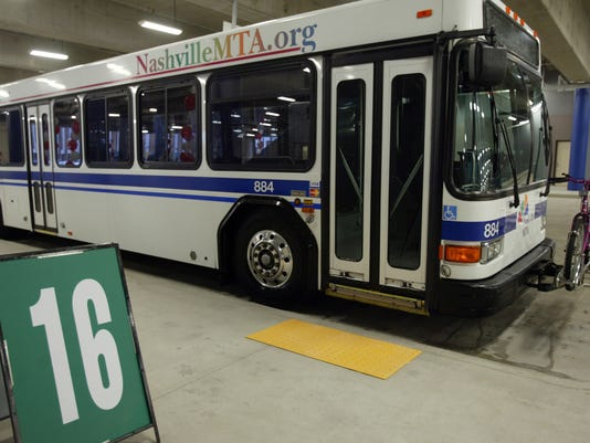 Fuel agreement stabilizes Nashville's bus system