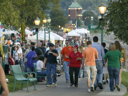 Clarksville's 28th annual Riverfest will overtake the