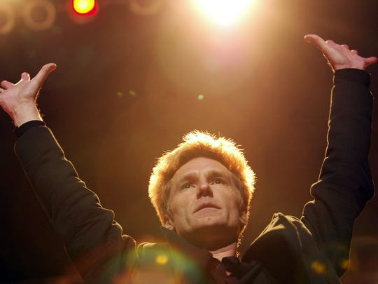 John Waite will open at Red, White and Blue Ash July 4.