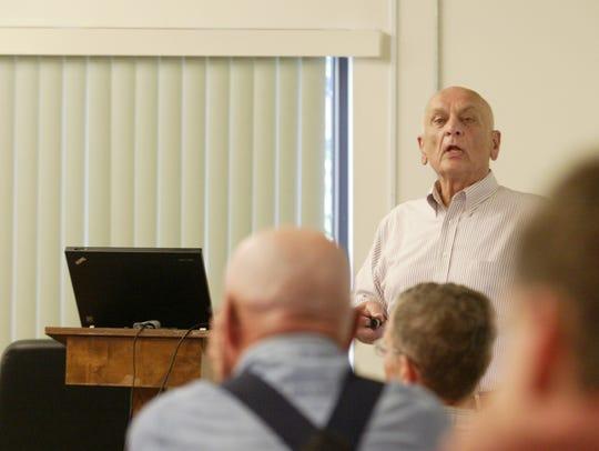 Jim Zeiler, president of the Hudson, Wis.-based group