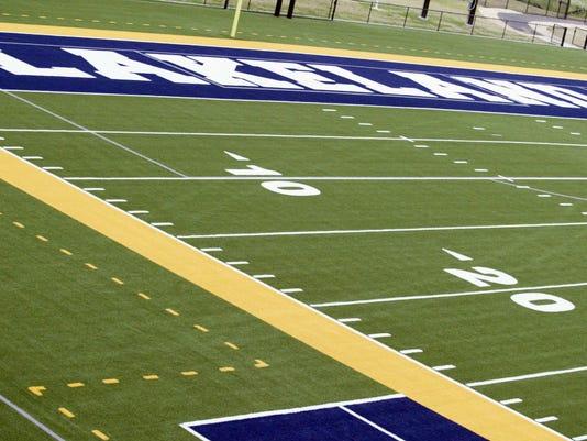Lakeland University footbal