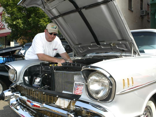 Rides on Monmouth Car show