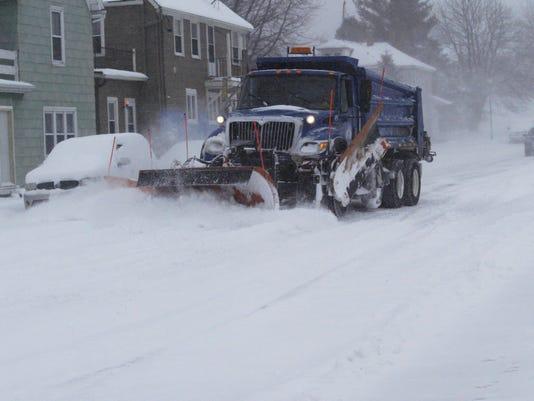 Sheboygan snow