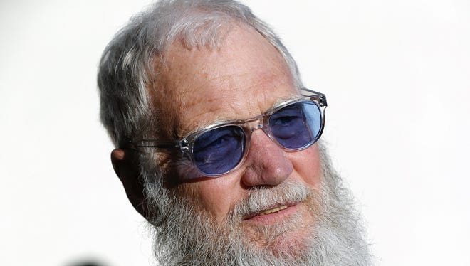 David Letterman will launch a Netflix show in 2018.