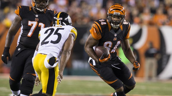 The Bengals and Steelers played both their games in primetime last year. The NFL schedule will be released Wednesday at 8 p.m.