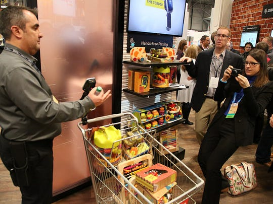 """At """"Retail's BIG Show 2016,"""" many of the demonstrations and discussions centered on creating a great customer experience."""