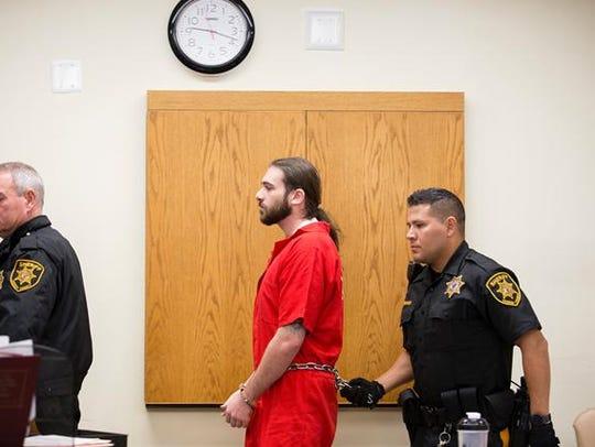 David Creato Jr. exits Camden County Superior Court