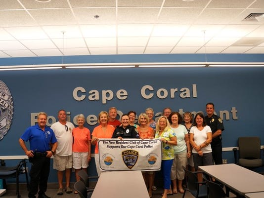 The New Residents Club of Cape Coral.