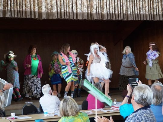 Hosting social functions like dinner dances is one of the primary functions of the New Residents Club of Cape Coral, which was founded in 1967.