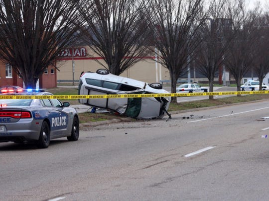 KPD is investigating a crash that was reported around 11 a.m. on Sunday morning.