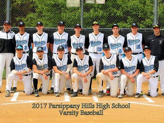 Parsippany Hills baseball