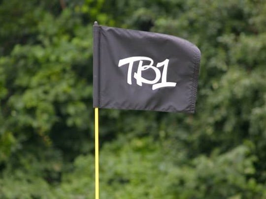 "On July 15, course flags displayed ""TB1"" – honoring Tom Bearson's No. 1 basketball jersey –  were used for Tom Bearson Foundation memorial golf outing in Sartell."