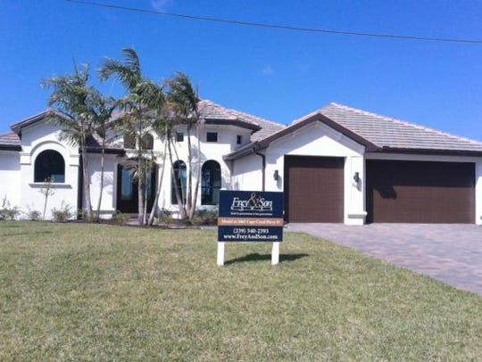 This home at 2006 NW 44th Place, Cape Coral, recently