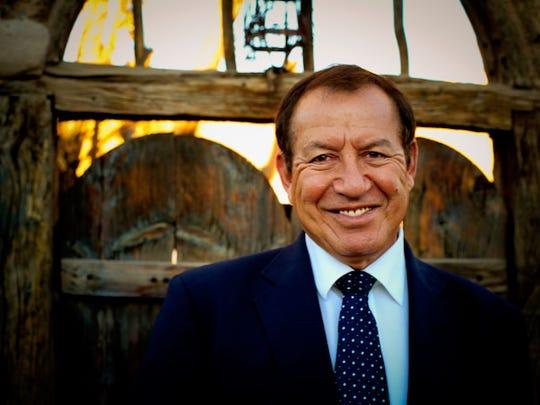 La Mesa State Representative Bealquin 'Bill' Gomez