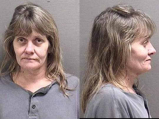 "KOHM, LORINE LYNETTE: 45 years, white female, 5'5"", 115 pounds, brown hair, green eyes, wanted on: Negligent Vehicular Assault, felony, Criminal Endangerment, felony, Obstructing a Peace Officer, misdemeanor, Escape, misdemeanor, DUI, misdemeanor, Driving while Suspended/Revoked, misdemeanor, No Insurance, 3rd offense, misdemeanor, Unlawful Possession of Open Alcoholic Beverage Container in Motor Vehicle on Highway, misdemeanor, Stop Sign Violation, misdemeanor, Criminal Possession of Drug Paraphernalia, misdemeanor, total bond $30,000"