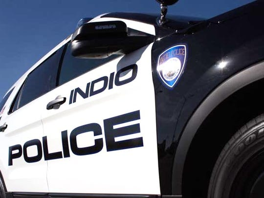 Indio police are investigating a convenience store robbery involving a man wearing a wig and neon shirt. A similar incident happened at another business minutes earlier.