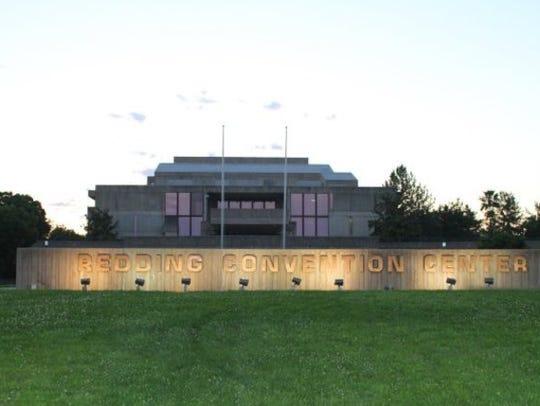 The Redding Civic Auditorium