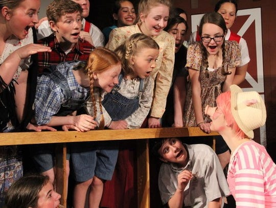 "S.K.I.T. will put on a performance of ""Charlotte's Web,"" based on the beloved children's novel by E.B. White."