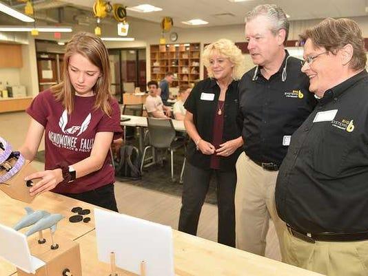 Menomonee Falls High School Projects
