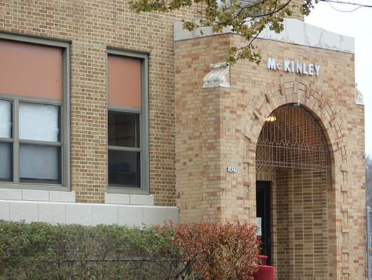 McKinley Elementary School in Wauwatosa