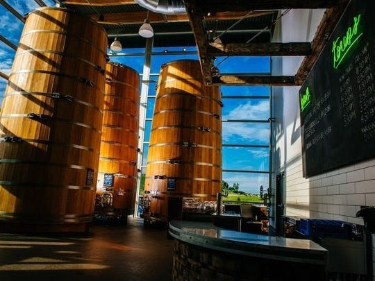 Tröegs Independent Brewing is worth a tour, especially