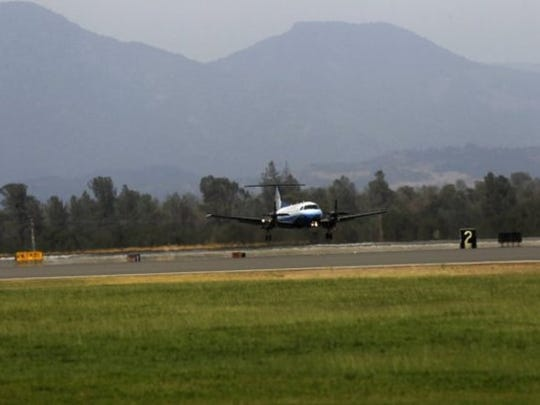 United Airlines and city of Redding officials have announced new, nonstop flights between Redding and Los Angeles.